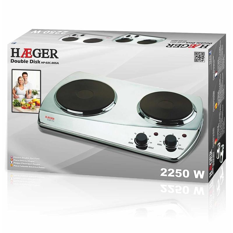 Placa de cocina haeger hp 02c - Placa electrica cocina ...